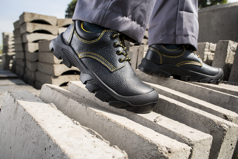 Ace Safety Boots Concept Photography